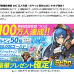 Aiming(3911)の新作ゲーム100万人事前登録の価値を考える。